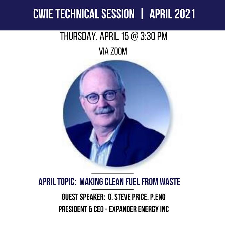 April 2021 Technical Session