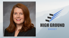Opportunities and Challenges in the Oil Patch - Heather Christie-Burns, CEO High Ground Energy