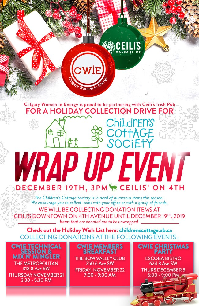 Holiday Collection Drive