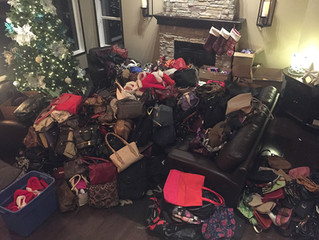 Stuff a Purse Project - CWIE 2017 Christmas Charity Campaign