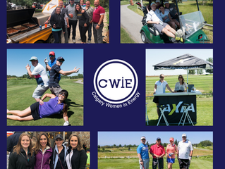 2020 CWiE Mixed Charity Golf Tournament Announcement