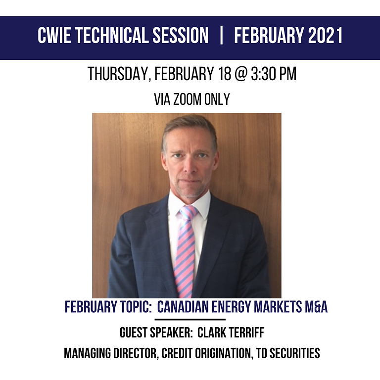 February  2021 Technical Session