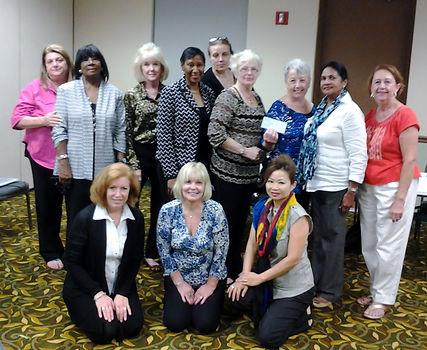 Group photo Operation Smiles 2014 Donati