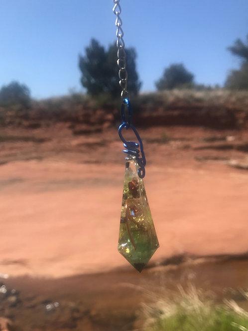 Andara Crystal Pendulum