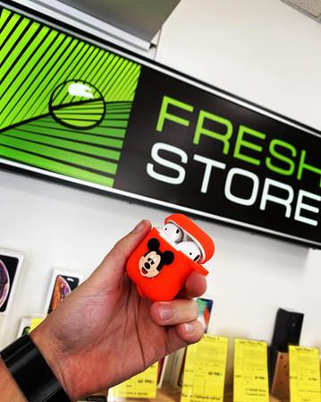Защитные кейсы для AirPods в магазине Fresh Store