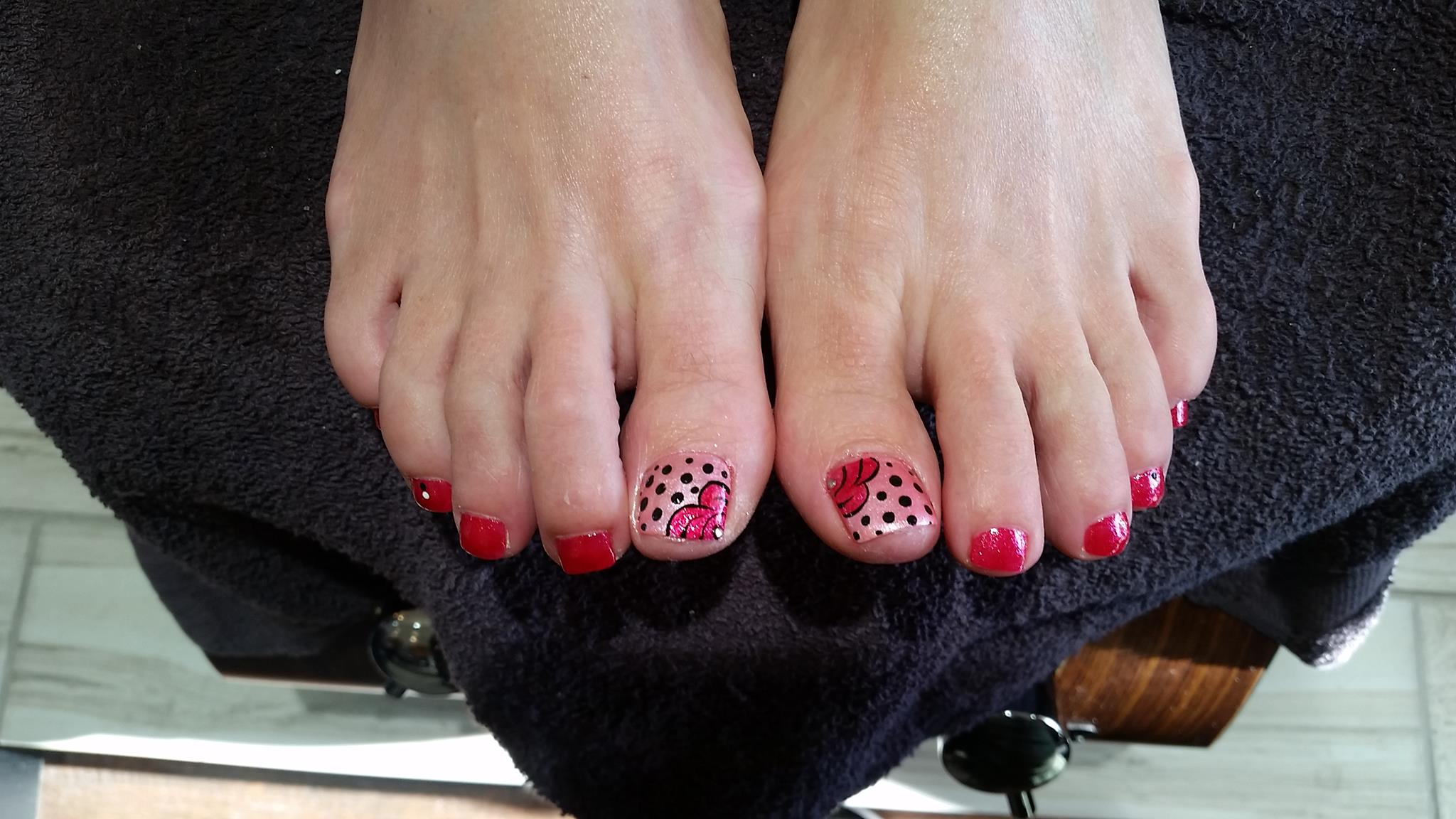 La Vie Nail Spa Pedicure