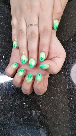 La Vie Nail Spa Acrylic Designs