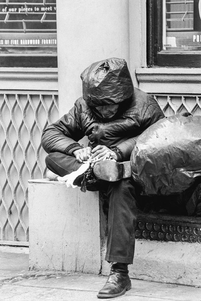 New York, Garbage #7  By Jacob Elbaz