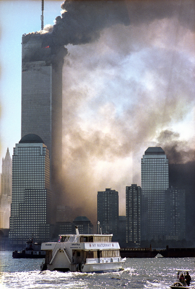 New York, 9 / 11,The Disaster #14