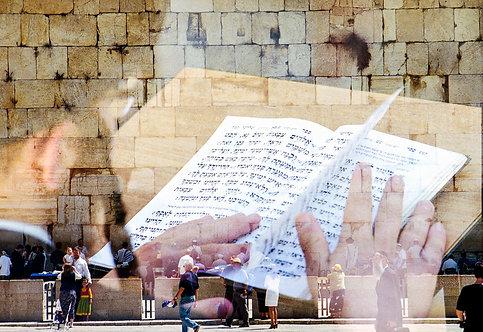 Jerusalem, Jewish Orthodox #25  By Jacob Elbaz