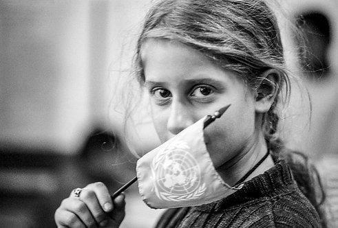 Israel, Faces #2  By Jacob Elbaz