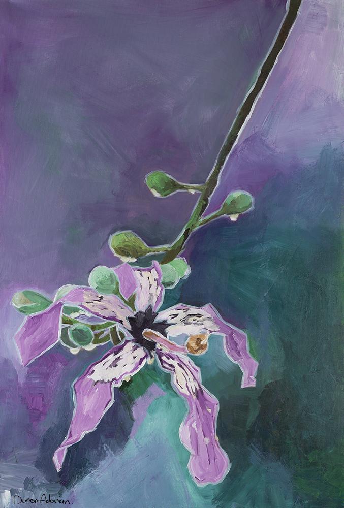 Blossom by  Doron Adorian