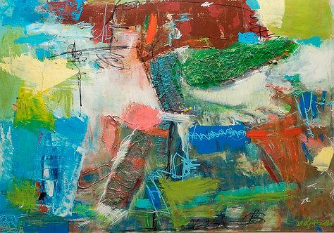 No title #16 By Michal Rotman Laor
