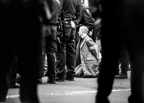 New York, Protest #19  By Jacob Elbaz