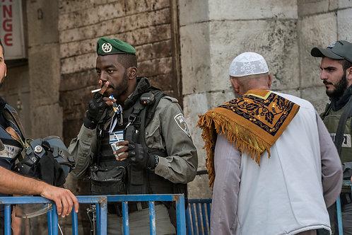 Jerusalem, Everyday life #6  By Jacob Elbaz