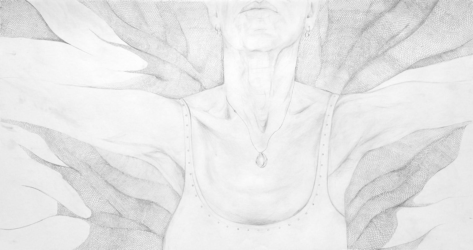 Under armored wings #4 By Nurit Barak kachtan