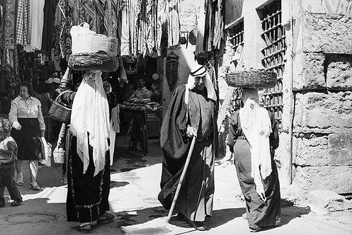 Jerusalem, Arabs #7  By Jacob Elbaz
