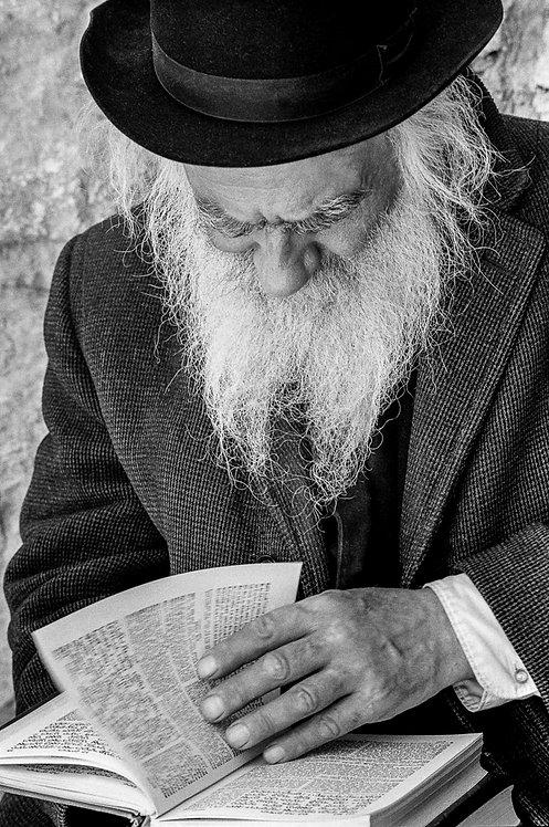 Jerusalem, Characters #68  By Jacob Elbaz