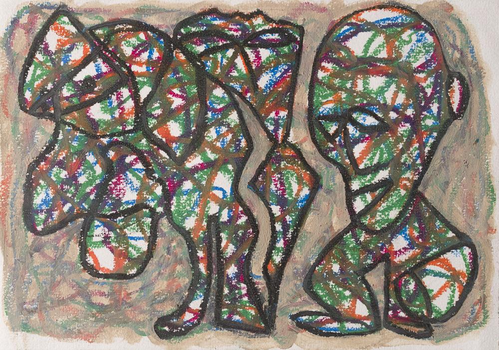 Motionless By Micha Shtigman