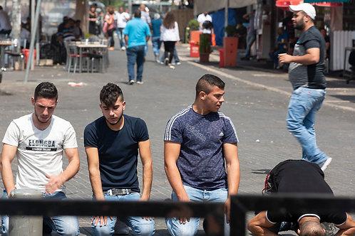 Jerusalem, Everyday life #13  By Jacob Elbaz