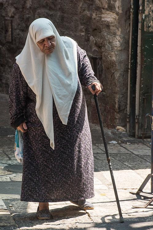 Jerusalem, Characters #25  By Jacob Elbaz