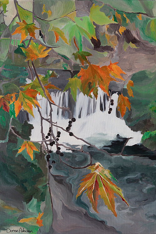 Autumn by  Doron Adorian