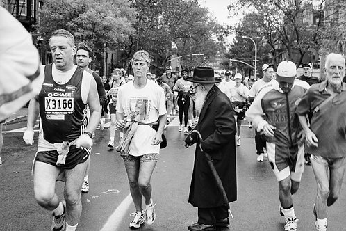 New York, Marathon #14