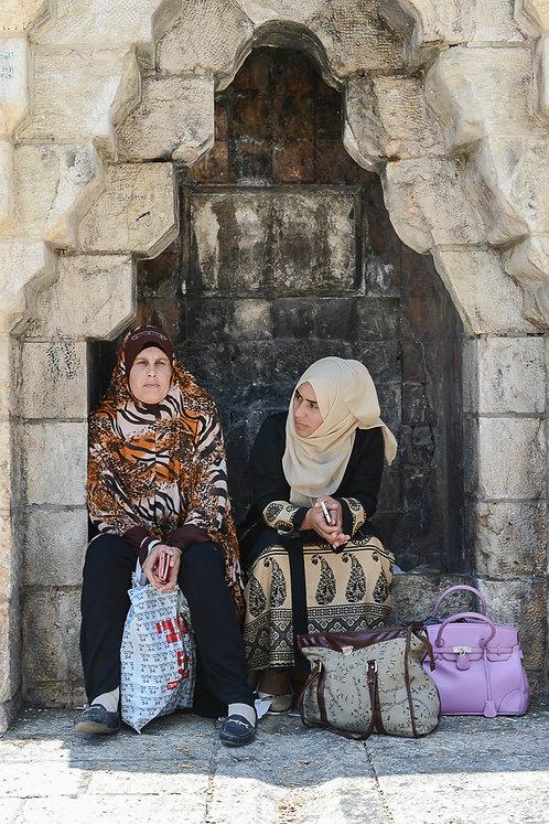 Jerusalem, Characters #52  By Jacob Elbaz