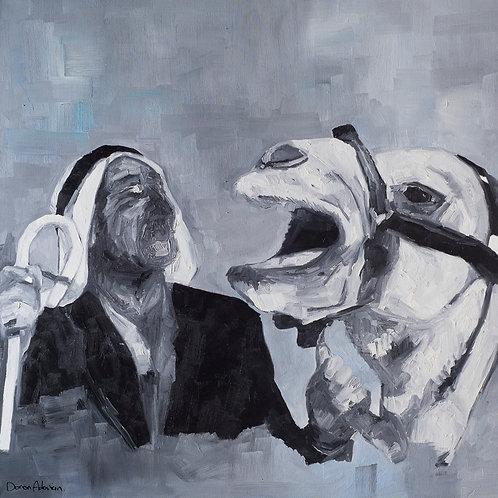 Best friends by  Doron Adorian