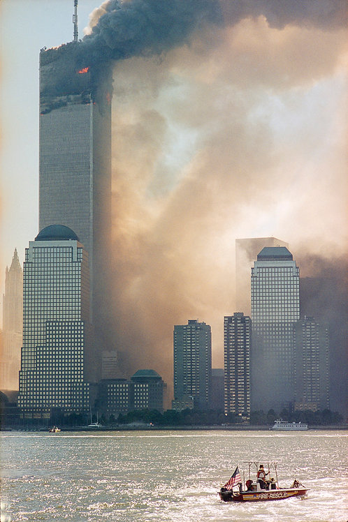 New York, 9 / 11,The Disaster #12