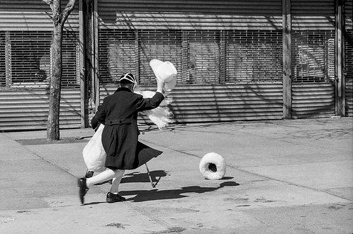 New York, Street View #7  By Jacob Elbaz