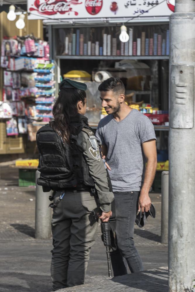 Jerusalem, Telling a secret  By Jacob Elbaz