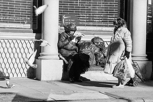 New York, Garbage #8  By Jacob Elbaz