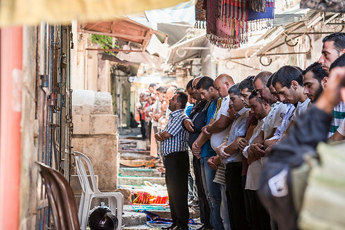 Jerusalem, Everyday life #123  By Jacob Elbaz