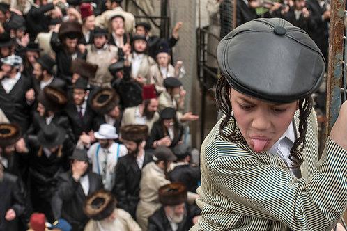 Jerusalem, Orthodox-Jews #6  By Jacob Elbaz