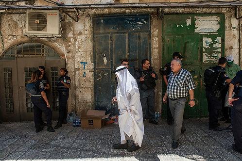 Jerusalem, Everyday life #93  By Jacob Elbaz