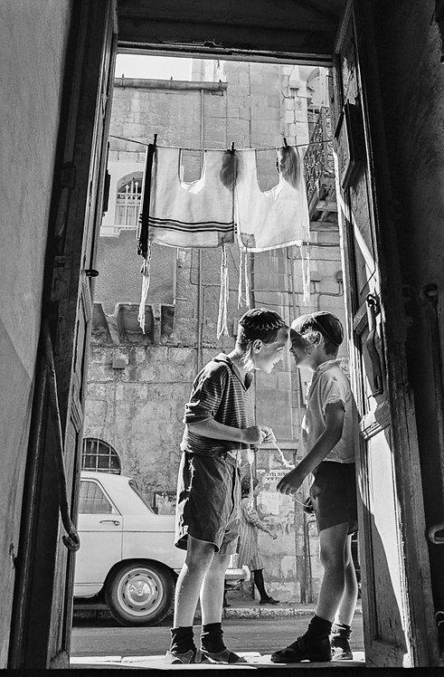 Jerusalem, Characters #75  By Jacob Elbaz