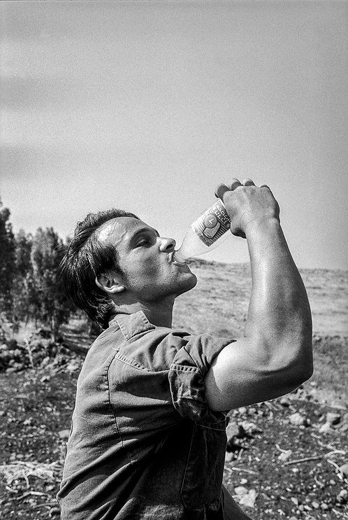 Israel, Thirsty