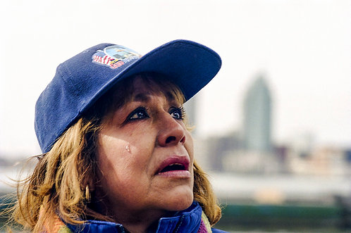 New York, 9 / 11,The Missing #31  By Jacob Elbaz