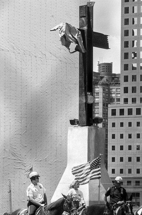 New York, The Cross  By Jacob Elbaz