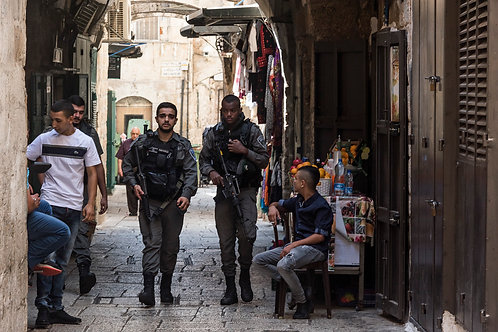 Jerusalem, Everyday life #87