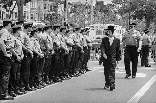 New York, An honor guard By Jacob Elbaz