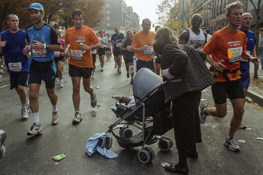 New York, Marathon #10