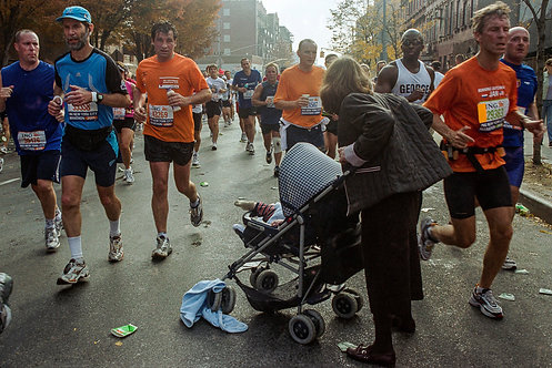 New York, Marathon #10  By Jacob Elbaz