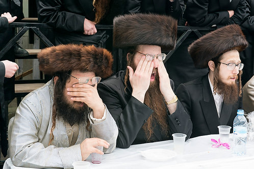 Jerusalem, Orthodox-Jews #10  By Jacob Elbaz