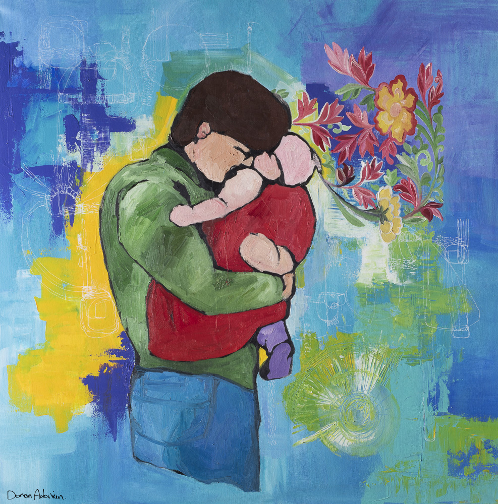 Father By Doron Adorian