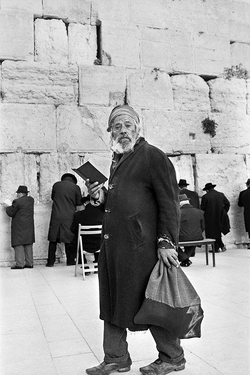 Jerusalem, Jewish Orthodox #1  By Jacob Elbaz