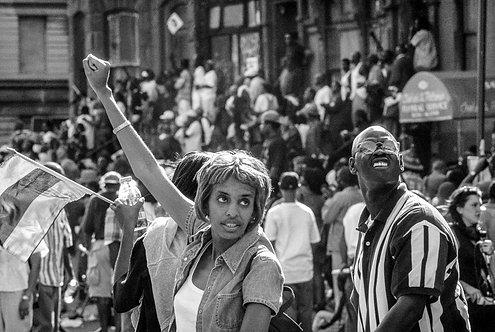 New York, Protest #12  By Jacob Elbaz