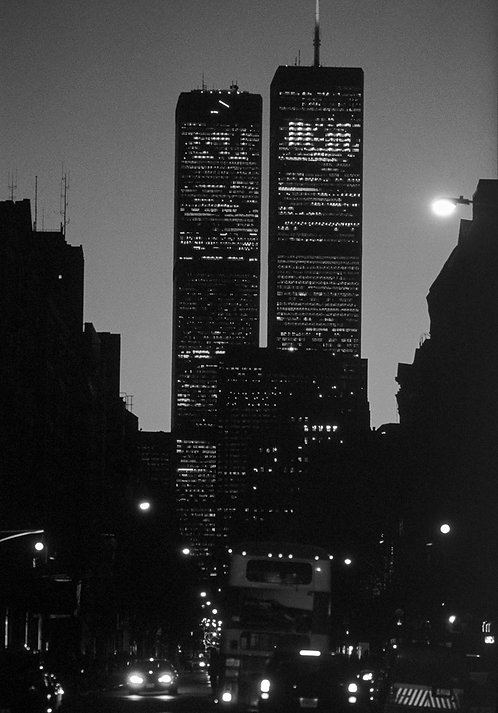 New York, Before 9 / 11 #2