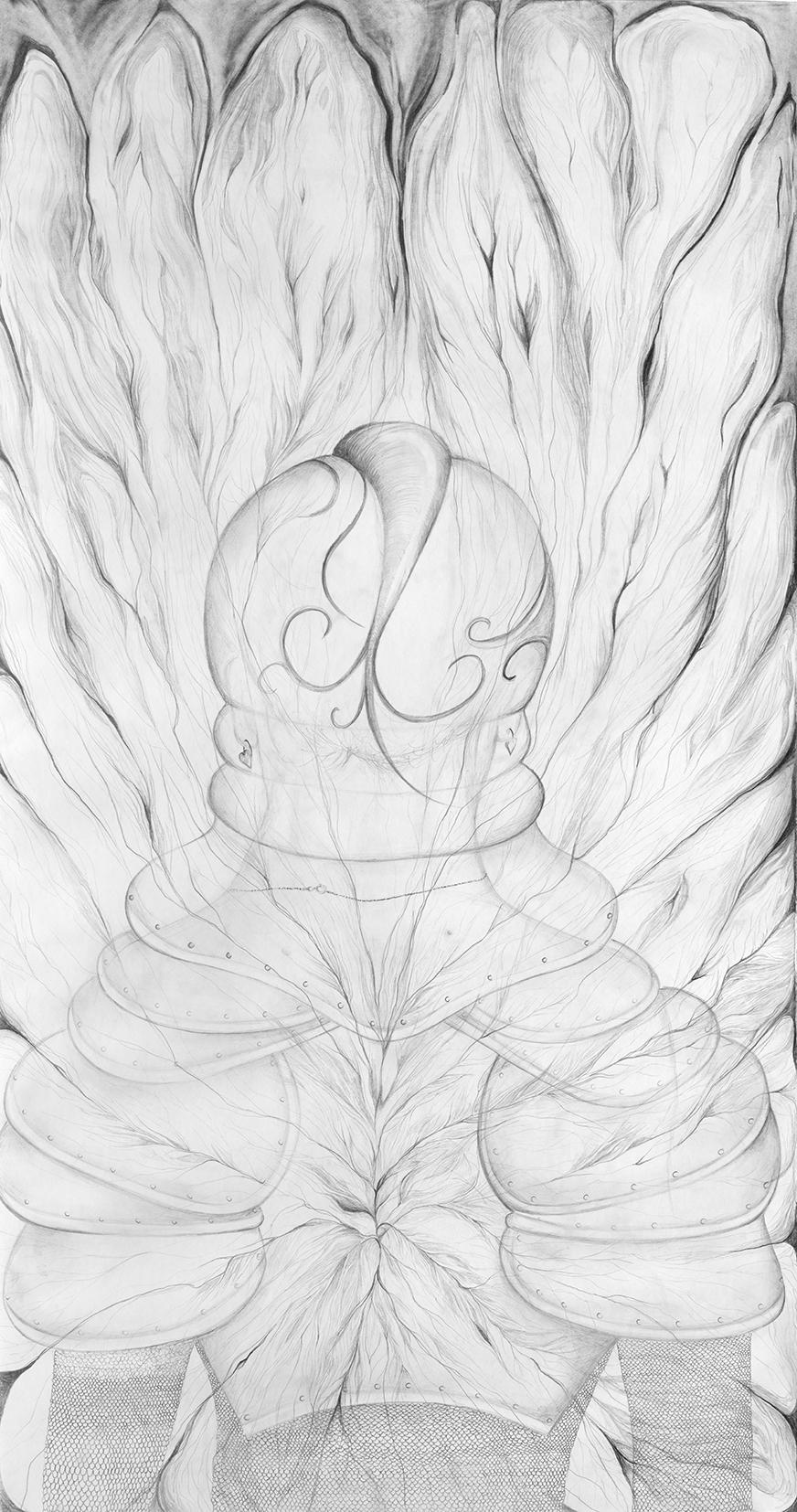 Under armored wings #1 By Nurit Barak kachtan
